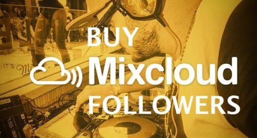 Mixcloud Follows