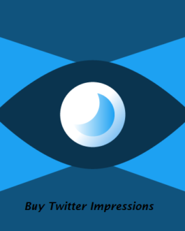 500 Real Twitter Impressions