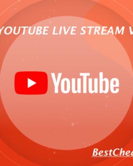 5,000 Youtube Live Stream Views