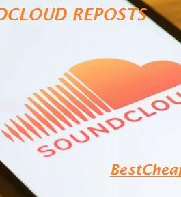 100 Real SoundCloud Reposts