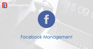 buy facebook page management