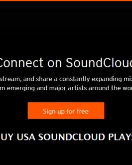 10,000 USA SoundCloud Plays