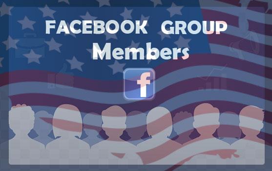 Buy USA Facebook Members