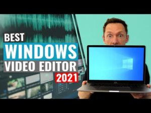 5 Video editing software for professional YouTubers