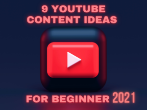 9 YouTube content ideas for marketing money in 2021
