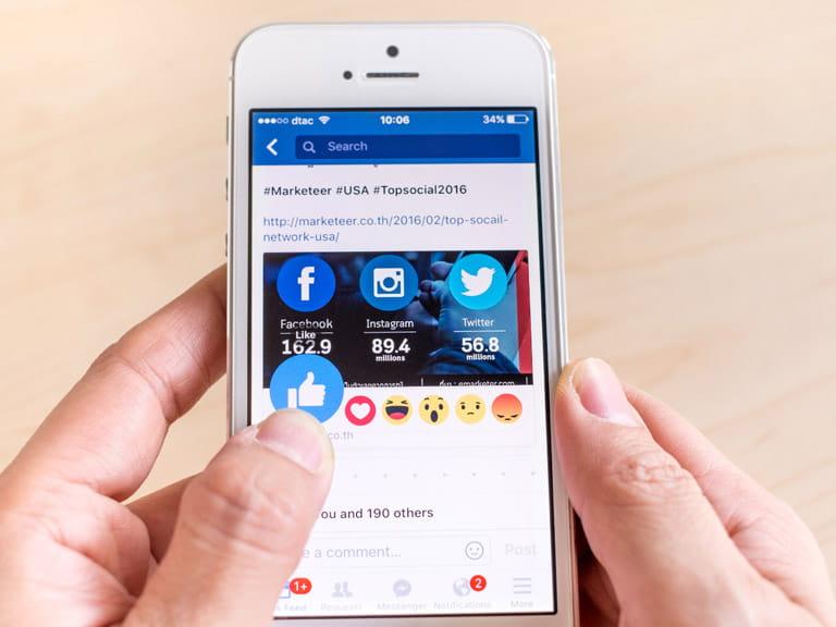 Buy USA Facebook Post Likes