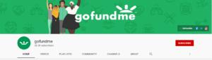 Crowdfunding Youtube- gofunme