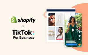 Shopify with TikTok