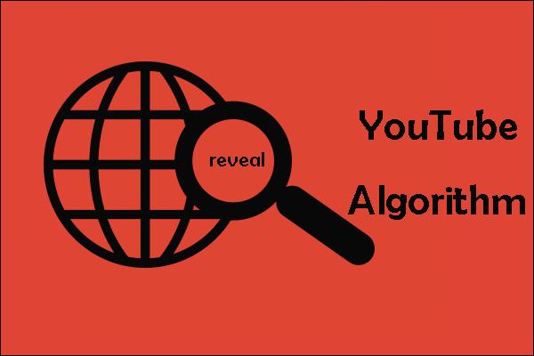 Youtube algorithm 2021